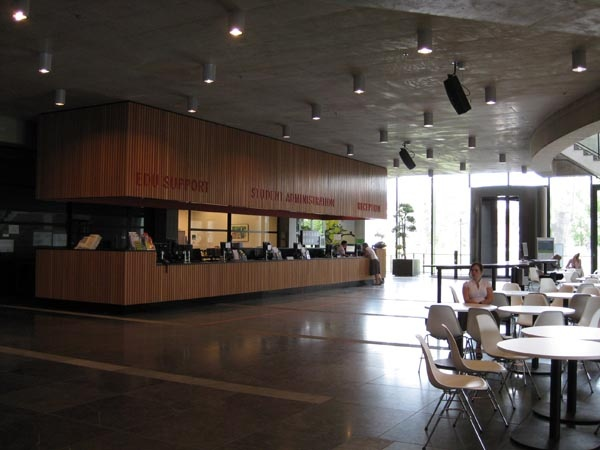 The FORUM Building Wageningen University NetherlandsUniversity