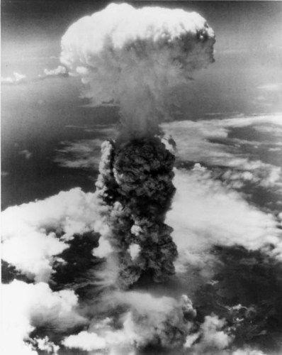 Atomic Bomb Fat Man Nuclear WWII Nagasaki 8 x 10 Photo | eBay