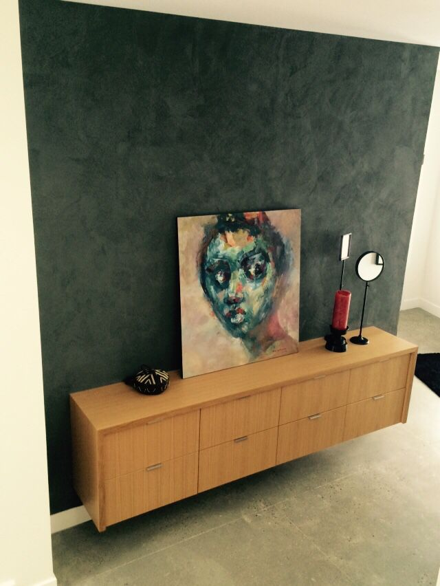Eco walls and art from Addis Ababa through the hall