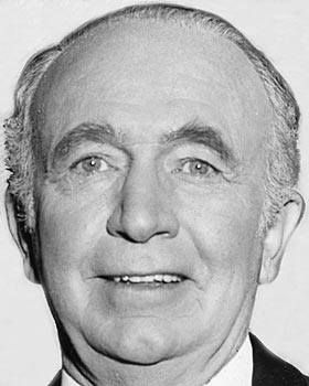 """Walter Brennan, the popular character actor who won the supporting actor Oscar for 1936's """"Come and Get It,"""" 1938's """"Kentucky"""" and 1940's """"The Westerner"""" and played the wily Grandpa from 1957-63"""