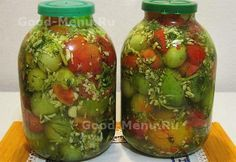 Соленые помидоры холодным способом