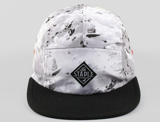 Cloud Pigeon 5-Panel Hat by STAPLE