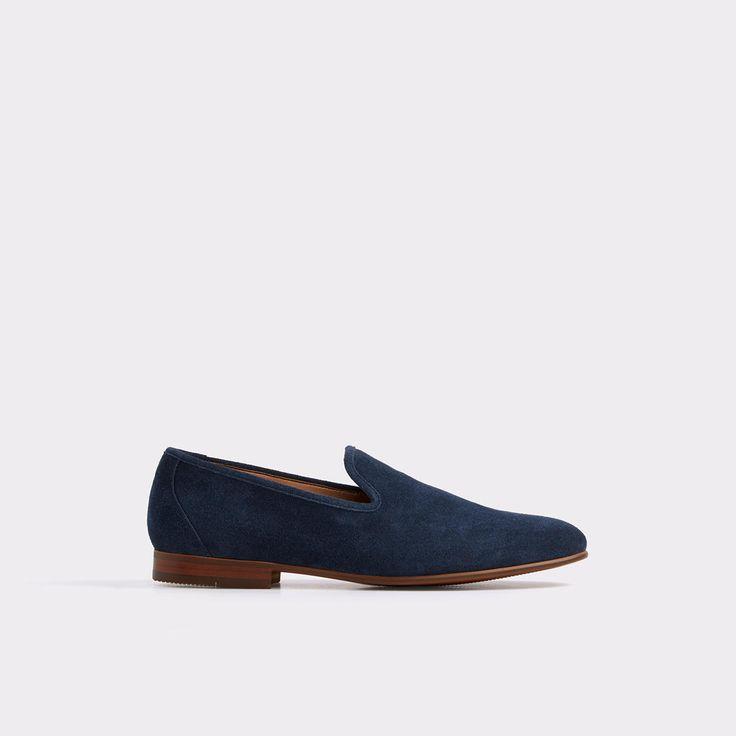 Aldo Vianello Black Suede Shoe