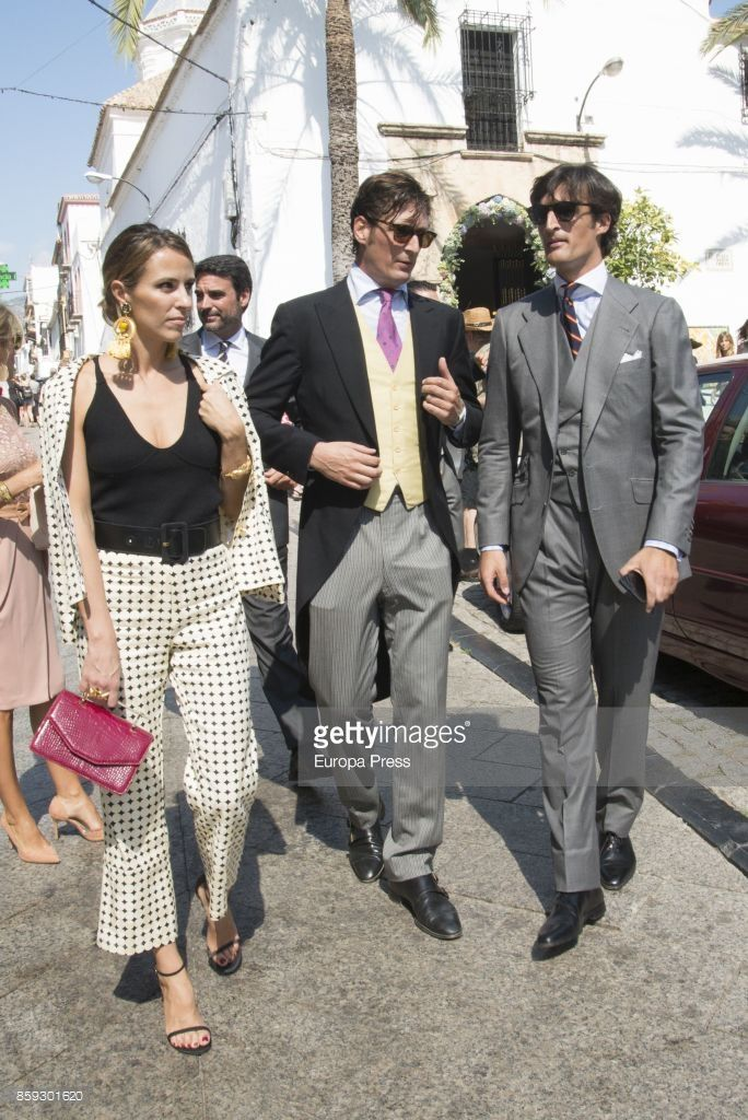 Rafael Medina Wedding Luis Yanguas And Maud ...