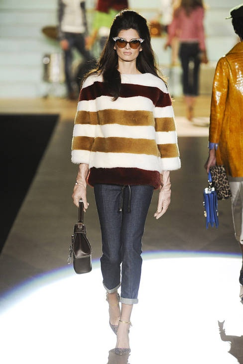Dsquared2, Fall 2012