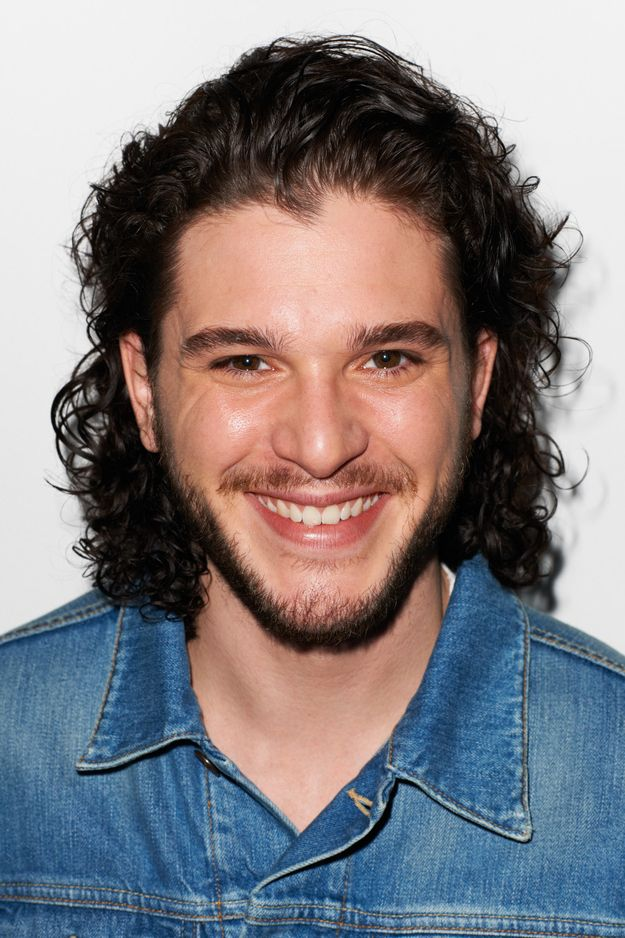 Kit Harrington Gets Soaking Wet In New Photo Shoot
