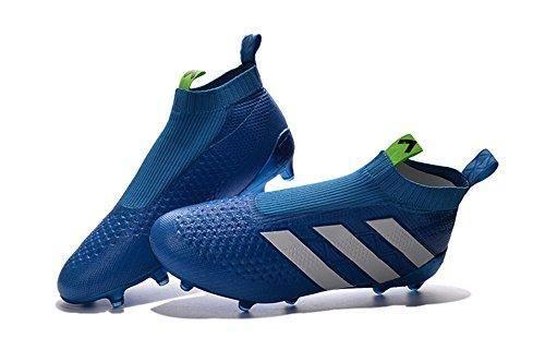 Oferta: 181.49€. Comprar Ofertas de Andrew Zapatos de fútbol para hombre botas de fútbol ACE 16Purecontrol, hombre, azul real, 43 barato. ¡Mira las ofertas!