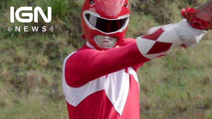 Power Rangers Movie Casts Its Red Ranger - IGN News