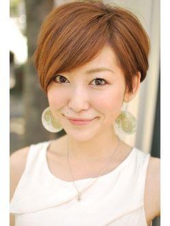 ケア CARE Kobe【CARE】大人かわいい☆耳かけクラシカルショート☆