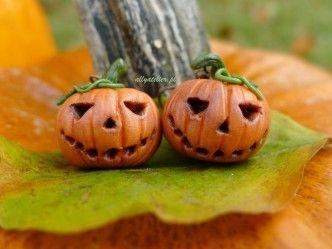 Cute mini pumpkins