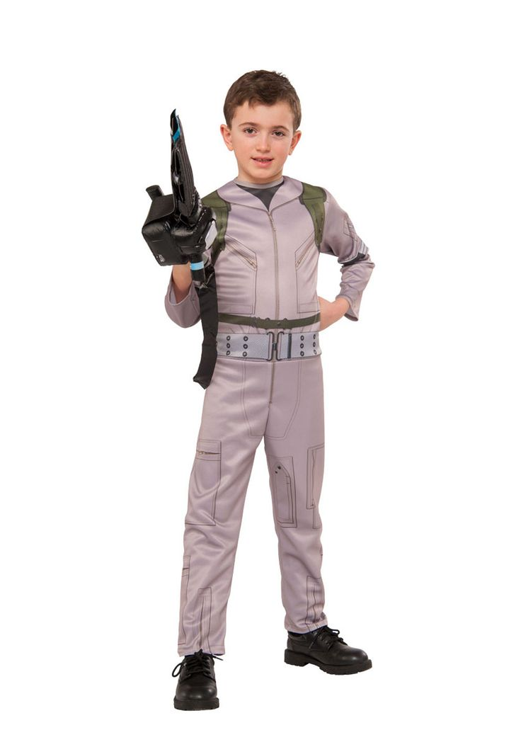 Ghostbusters Costume, Child Boy - General at Escapade™ UK