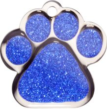 http://www.ipetag.com/sparkle-paw-large-4-colour-choices/
