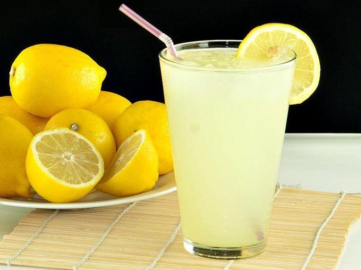 Granité de citron au Thermomix