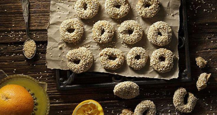Vegan Olive Oil and Orange Cookies