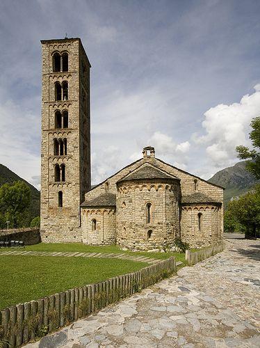 Sant Climent de Taüll, Catalunya. Romanic Area wonderful tour............