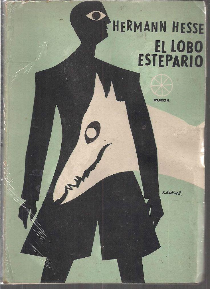 Lobo estepario; Hermann Hesse .