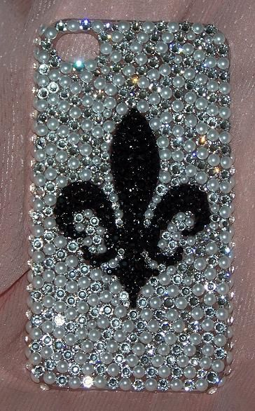 Bling for the phone.