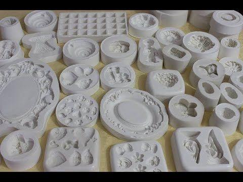soguk porselen hamuru nasil yapilir - YouTube