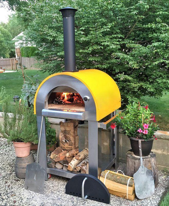 Buy Forno Bello Series Backyard Brick Oven in USA   FORNO BELLO SERIES BACKYARD  BRICK OVEN   Oven, Oven cooking, Backyard - Buy Forno Bello Series Backyard Brick Oven In USA FORNO BELLO