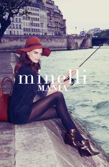 Scénographie - PLV pour Minelli   © Noir Ivoire   www.noir-ivoire.fr