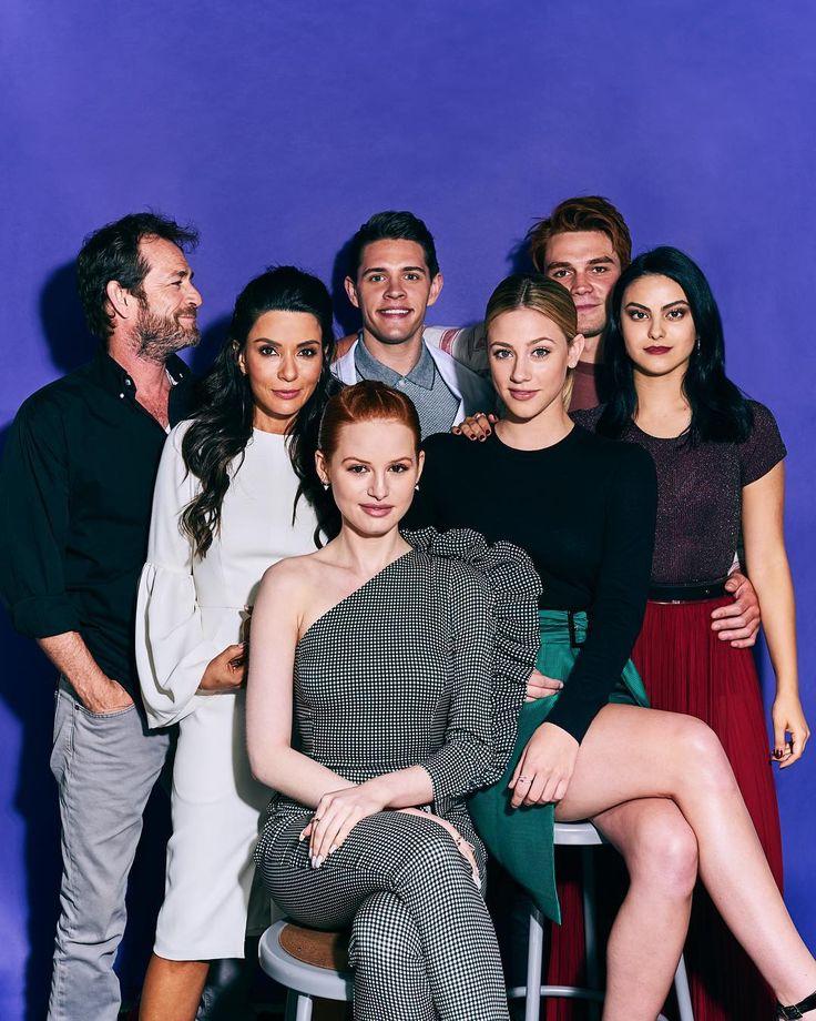 Riverdale Cast - Vulture Festival Photoshoot 2017