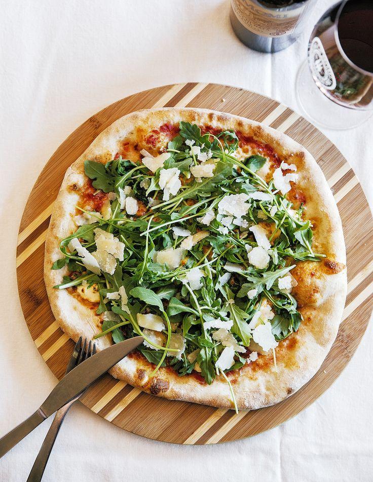Stella Alpina Pizza