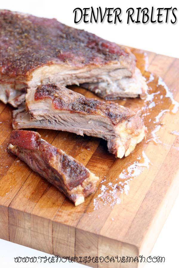 Wookey Ranch Lamb Riblets (Sustainable, Grass-Fed Lamb) | The Nourished CavemanThe Nourished Caveman