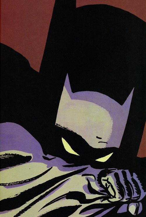 Batman: Year One promotional art