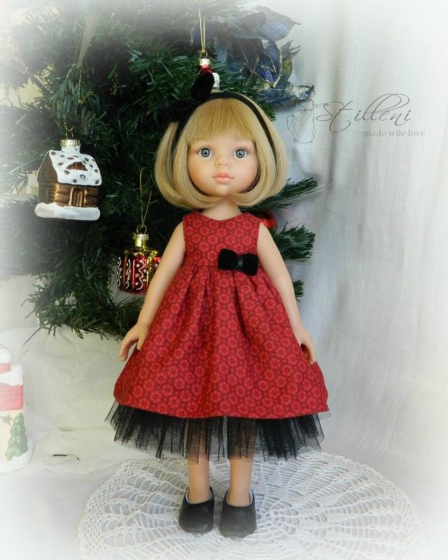 Старый Новый год. / Paola Reina, Antonio Juan и другие испанские куклы / Бэйбики. Куклы фото. Одежда для кукол