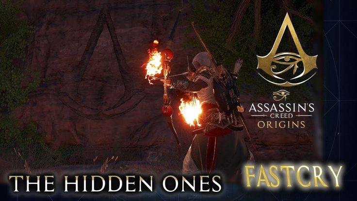 Assassin's Creed® Origins Gli Occulti Sic Semper Tyrannis Gameplay PS4
