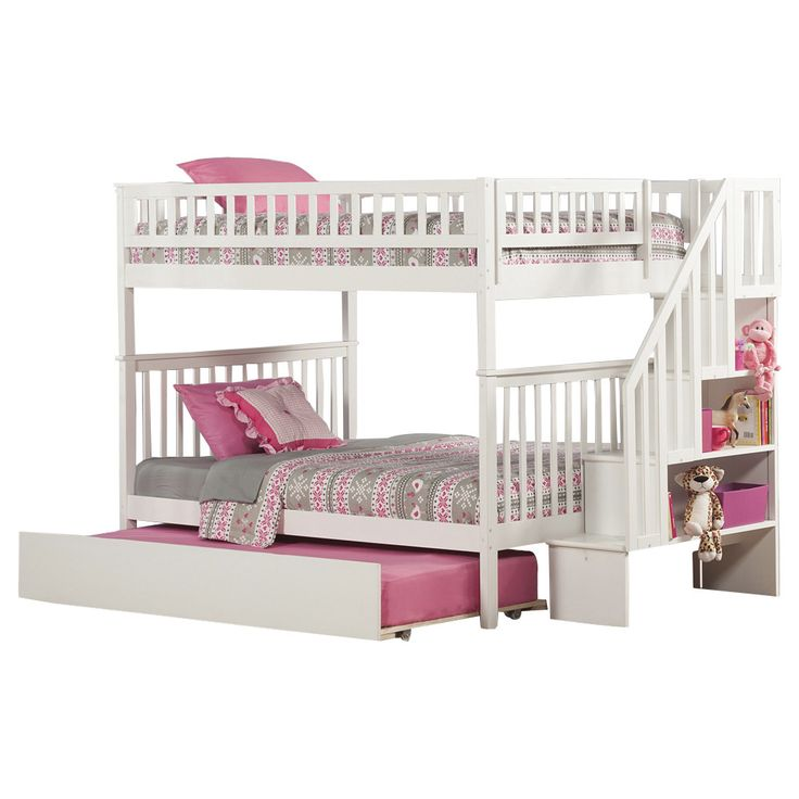 shop wayfair for bunk loft beds to match every style and budget enjoy - Hausgemachte Etagenbetten Mit Rutsche