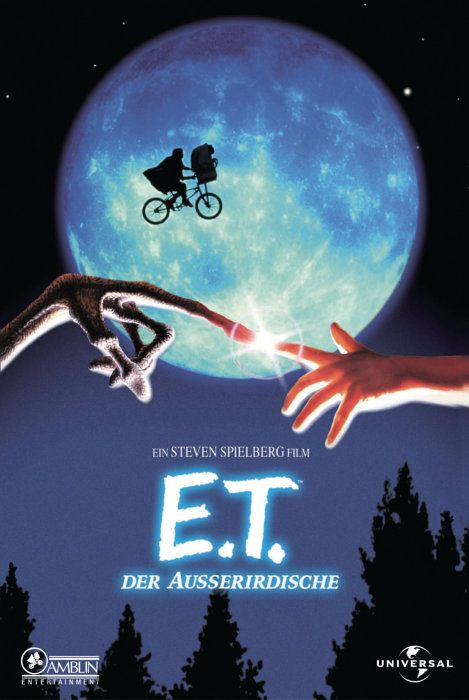 Poster zum Film: E.T. - Der Außerirdische