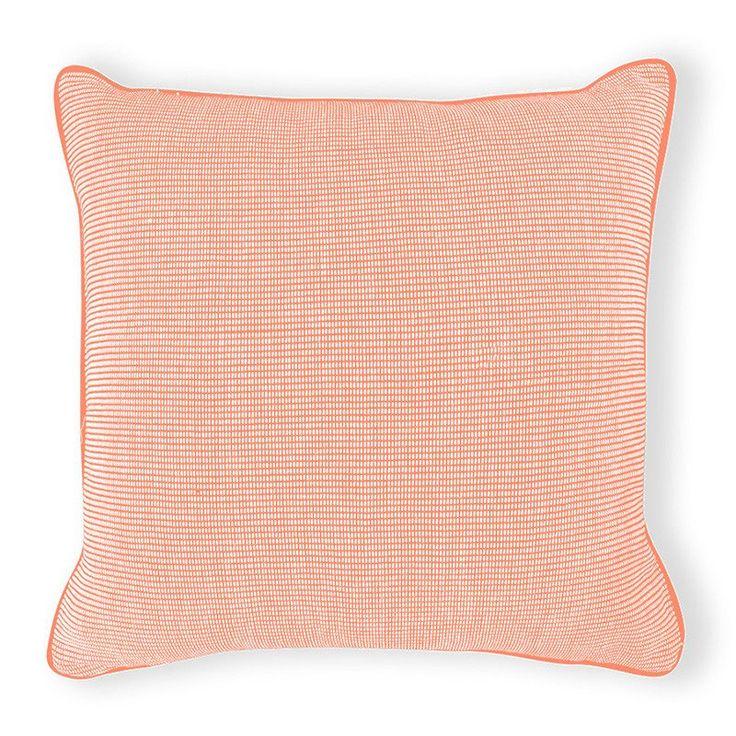 Maine Coral Cushion 50cm