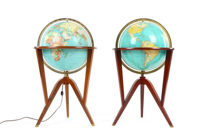 Edward Wormley Globes