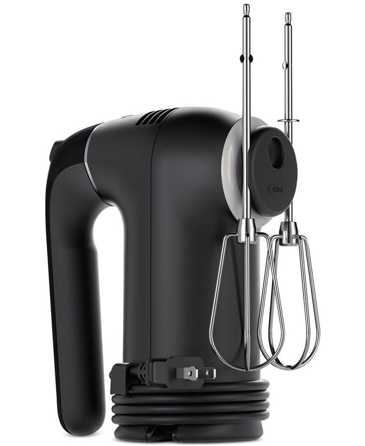 http://www.modelhomekitchens.com/category/Hand-Mixer/ Oxo 8710700 Illuminating Digital Hand Mixer