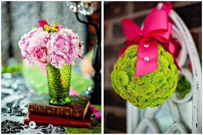 Cute + Southern Preppy Wedding!