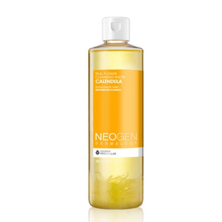 [NEOGEN] Dermalogy Real Flower Cleansing Water Calendula 300ml
