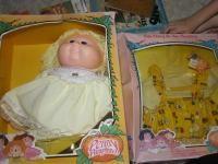 Pumpkin Patch Kids - my favorite doll Melissa was one.