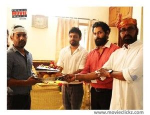 Vikram - Anand Shankar movie begins officially