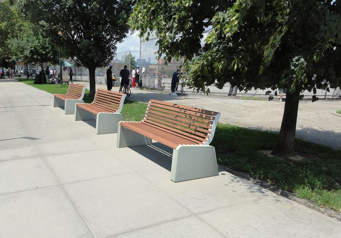 mmcité - produkty - ławki parkowe - forma