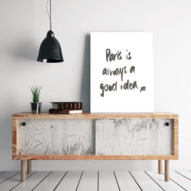 P A R I S // This couldn't be more true!! New range of prints online now // can't wait for our wedding in France in August // shop www.tleafcollections.com.au #paris #weddinginfrance #homewares #wallart #typography #interiordesign ##interiorsaddictshop #prints #tleafcollections