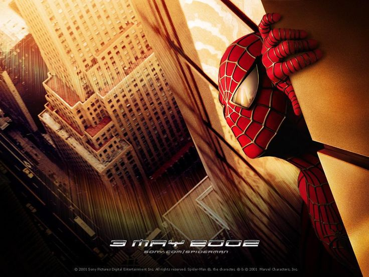 Spiderman 1 Wallpapers - Wallpaper Cave