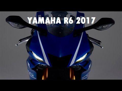 Yamaha R6 2017, Caracteristicas e informacion