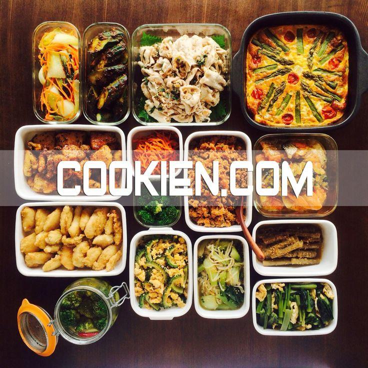 つくおき − 1週間の簡単作り置きおかず・常備菜のレシピ
