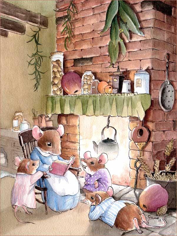 Bedtime Story by GabrielEvans.deviantart.com on @deviantART