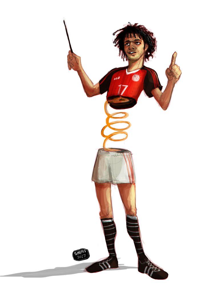 Egypt national football team on Behance