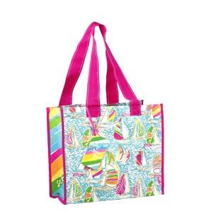 Lilly Pulitzer market bag