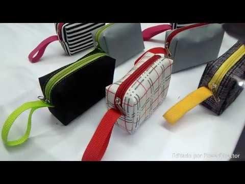 como confeccionar un neceser facil y sencillo how to make an easy and si...
