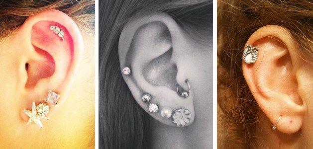 piercing orelha 1