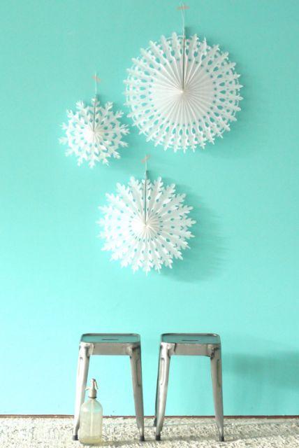 beautiful set of snowflakes!